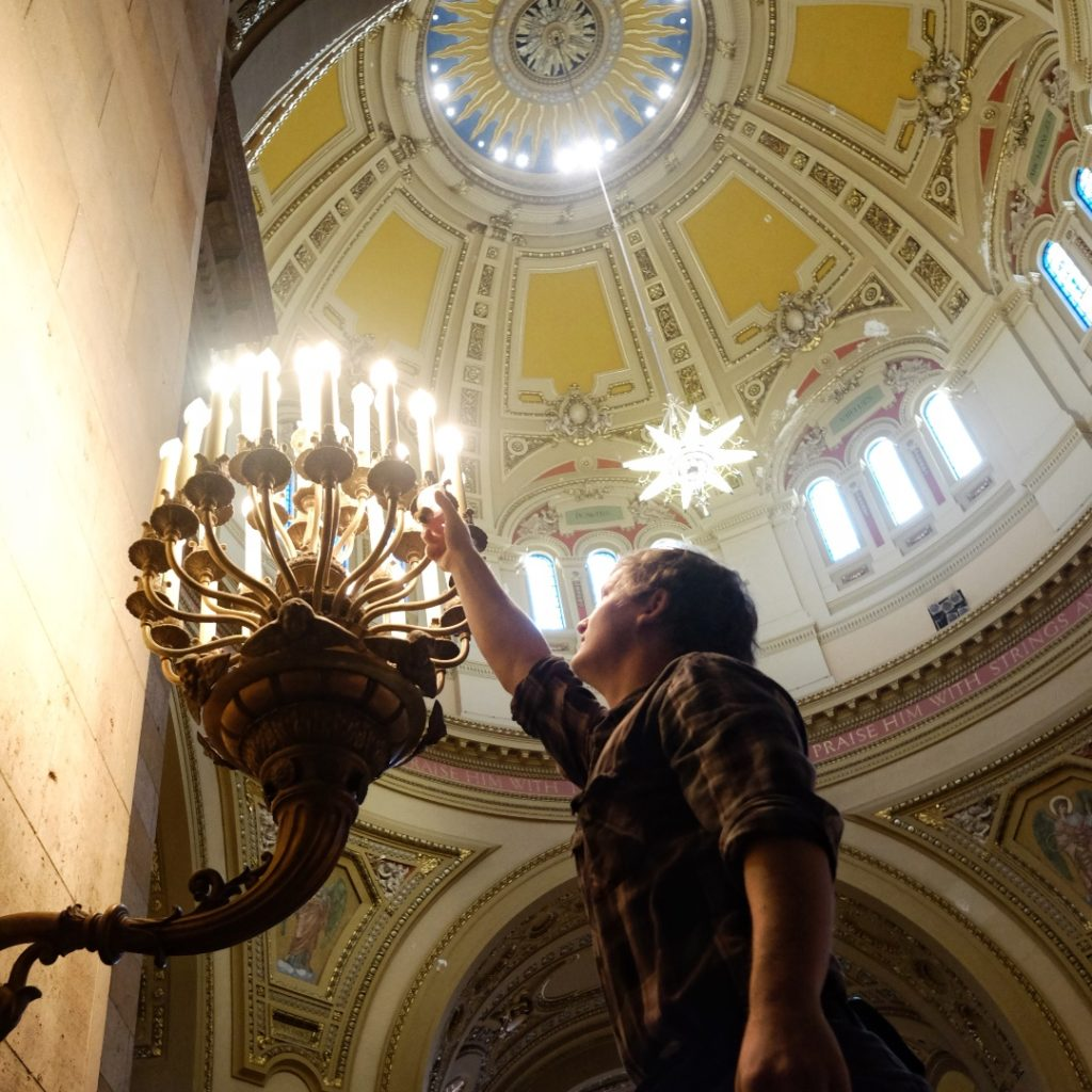 Festival fundraiser aims to illuminate Cathedral of St. Paul
