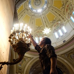 Cathedral St. Paul Lighting Restoration