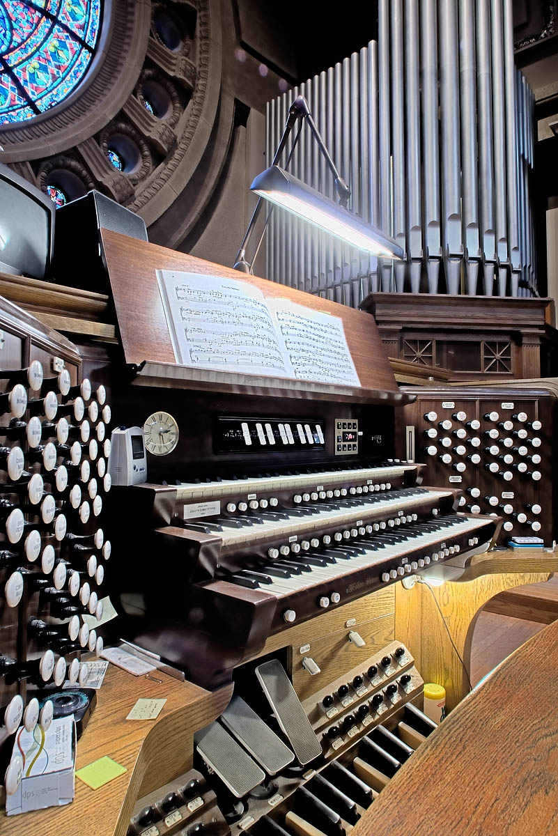 St. Paul Cathedral | Organ Restoration