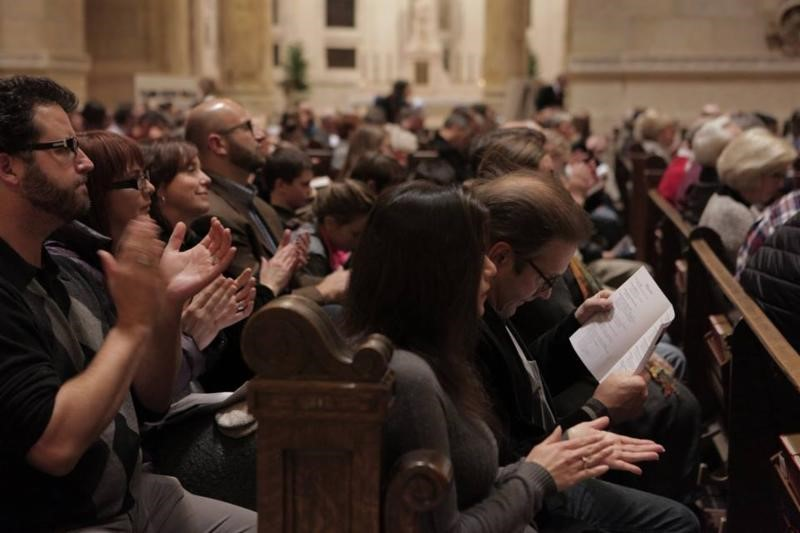 EXPERIENCE BACH'S SAINT JOHN PASSION AT THE CATHEDRAL OF SAINT PAUL