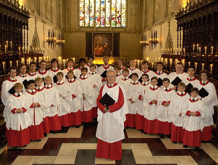 Choir of King's College, Cambridge (England) 7:30 p.m. Thursday, March 28, 2019