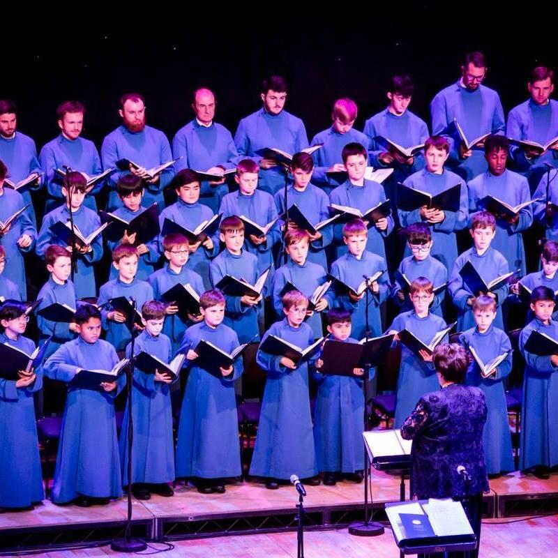 Palestrina Choir of Dublin  7:30 p.m., Wednesday, April 24, 2019